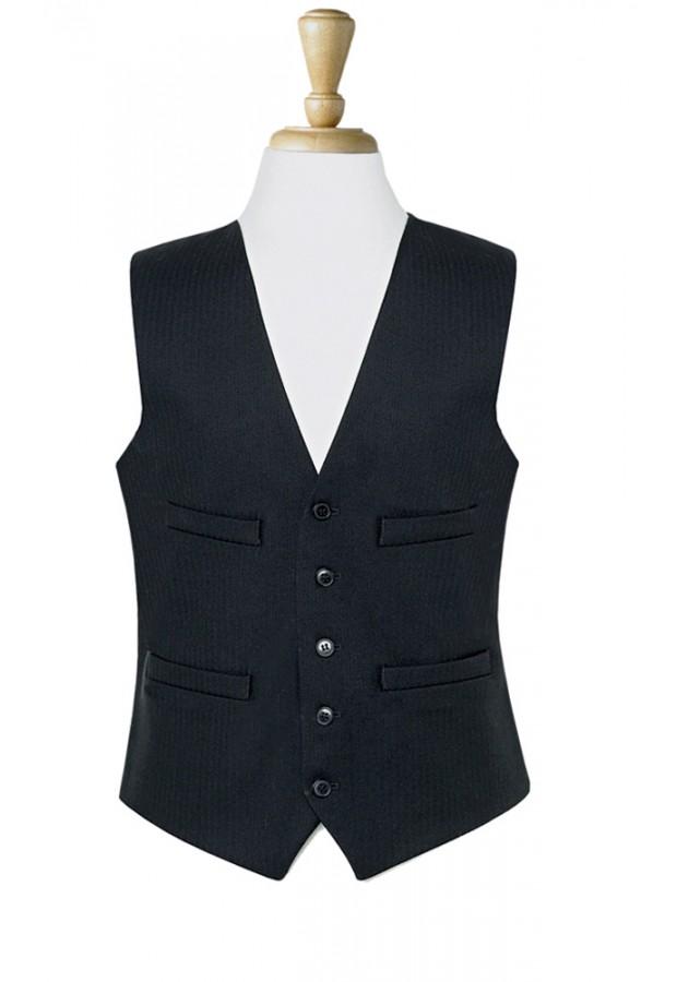 Black Waistcoat
