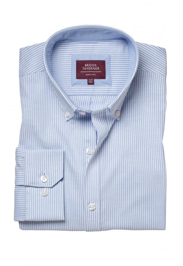 Lawrence Stretch Oxford Shirt
